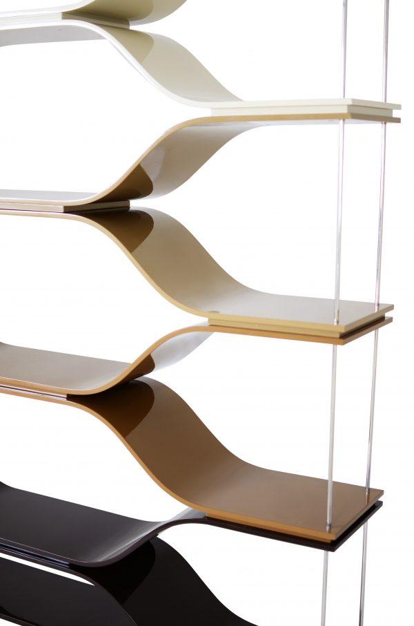 Estante Tropicalia - FETICHE DESIGN | Carolina Armellini e Paulo Biacchi
