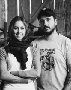 Carolina Armellini e Paulo Biacchi